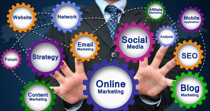 วิธีที่ใช้ในการทำงานของ internet marketing